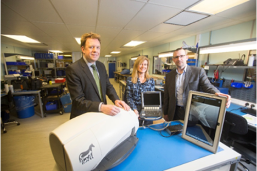 BCF Technology in The Scotsman